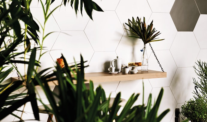 white-graphite-wall-and-floor-hexagonal-tiles-portobello-side-view