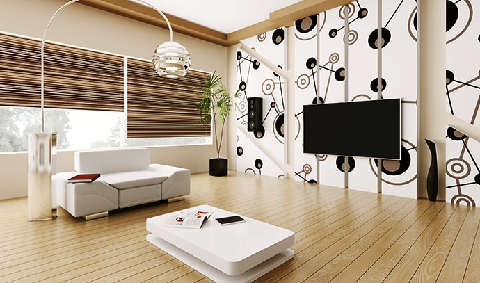 interior-modern-living-room-3d-render-television-wallpaper-flooring